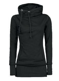 New Arrival Popular Top Quality Pure Color Slim Hoodie