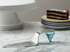 (812) High Heel Cake Server from Preston Bailey on OpenSky