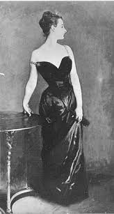 John Singer Sargent (USA, - Madame X (prima versione del dipinto) - - oil on canvas x - The Met Internet Art, John Singer Sargent, Manet, Metropolitan Museum, Creative Inspiration, Oil On Canvas, Portrait, Painting, Victorian