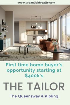 Only starting at $400ks, this is a great pre construction condo opportunity for first time home buyers in Etobicoke Ontario Canada. It's only 15 mins away from downtown Toronto. Learn more about the project and why I like it, investors package with floor plans and pricing available. Share with someone who may be interested in living in it or investing in real estate.  #torontorealestate #etobicoke #realestateinvestment #toronto Buying Your First Home, Downtown Toronto, Real Estate Tips, First Time Home Buyers, Real Estate Investing, Investment Property, Real Estate Marketing, Investors, Ontario