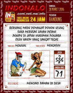 Prediksi Togel Online Live Draw 4D Indonalo Bandung 30 Maret 2016
