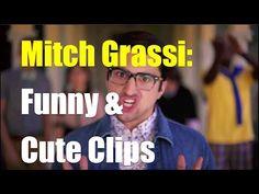 Mitch Grassi - Funny/Cute Clips - YouTube