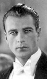 A very young and dashing Gary Cooper--quite handsome!