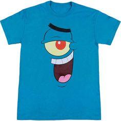 spongebob face tshirt - Google Search