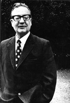 Allende was the last leader of Chile
