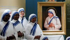 Mother Teresa & Pope Francis: Canonization for Mother Teresa of ...