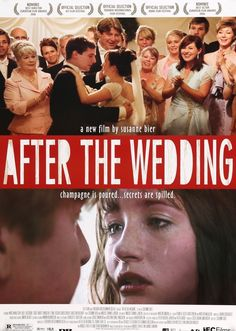 After the Wedding (2006) Original One-Sheet Movie Poster