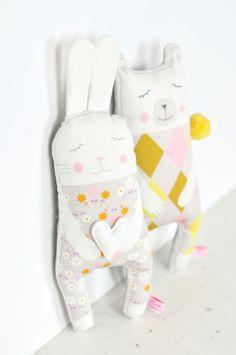 a sweet bunny… by PinkNounou