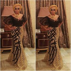 Examine Out These Glam Types You Would Need to Sew Your Aso Ebi Types With Twine Lace.