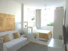 Apartamento Temporada em Ipanema: DIRETO COM A PROPRIETÁRIA-Ipanema 2 Min.da Praia e Metrô, Wi-Fi, TVCabo, ArCond
