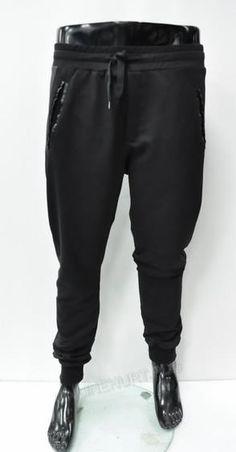 Spodnie Dresowe Męskie 1829  (M-2XL) Prod. Turecki  Overnexs