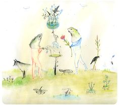 illustration is by Cristina Sitja Rubio
