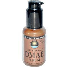 Source Naturals, Skin Eternal DMAE Serum, 1.7 fl oz (50 ml)  увлажняющая сыворотка