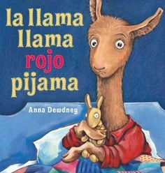 La llama llama rojo pijama / Llama Llama Pajama