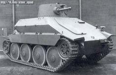 Czechoslovak post-war project - flamethrower-PM-1