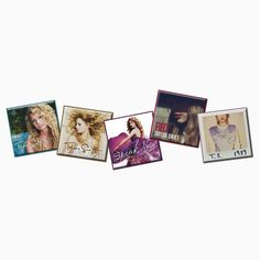 Taylor Swift Album Artwork