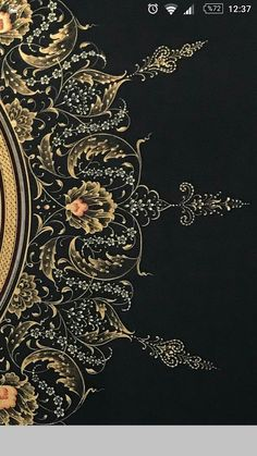 Islamic Art Pattern, Arabic Pattern, Pattern Art, Illumination Art, Baroque Design, Weed Art, Islamic Paintings, Iranian Art, Turkish Art