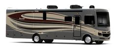 The Fleetwood Bounder is one of the larger motorhomes on our list of family-friendly models. At it's a super-spacious model with triple slide-outs for maximum living space. Truck Camper, Camper Van, Walnut Ridge, Fleetwood Bounder, Class C Motorhomes, Rv Dealers, Class B, Friends Family, Recreational Vehicles