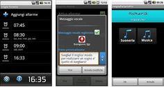 APP ANDROID SVEGLIA CHE PARLA GRATUITA PER SMARTPHONE E TABLET - PROGRAMMI GRATIS PER COMPUTER