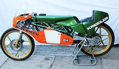 Lean And Mean 50cc Fighting Machine 1981 Factory Van Veen Kreidler