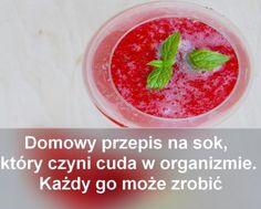zdrowie.hotto.pl-przepis-na-sok-ktory-czyni-cuda-w-organizmie Health, Health Care, Salud