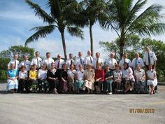 senior Missionaries serving in the Micronesia Guam Mission December 2012