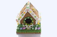 Easter gingerbread cottage recipe - goodtoknow