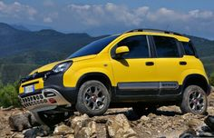 Fiat Panda Cross Photos and Specs. Photo: Panda Cross Fiat specs and 23 perfect photos of Fiat Panda Cross Car Photos, Model Photos, Car Pictures, Jeep Renegade, Fiat Panda 4x4, New Fiat, Geneva Motor Show, Guerrilla, Car Wallpapers