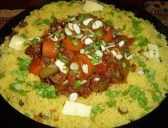 Fragrant Moroccan Beef, Date, Honey and Prune Tagine - Crock Pot    Read more: http://www.food.com/recipe/fragrant-moroccan-beef-date-honey-and-prune-tagine-crock-pot-191946#ixzz1nR2G6ojg
