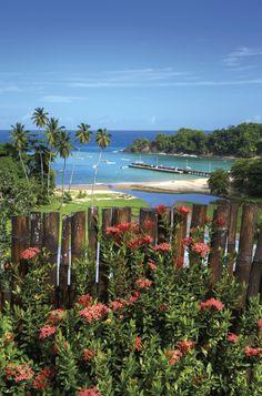 Parlatuvier, Tobago. Photo: Chris Anderson