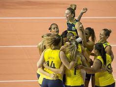 MuchoGoogle Loco: Invicto e sem perder um set Brasil conquista a Montreux Volley Masters, na Suíça