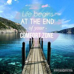Inspirational quote. Explore new horizons :) #spanish #courses