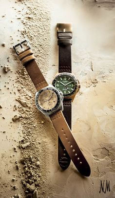 The Filson 'Journeyman' stainless steal watch with leather strap is the perfect gift for a man on the hunt for a modern everyday timepiece. It's rustic yet refined and will pair perfectly with everyday jeans but will also look distinguished with his suits. Did you know that Filson watches are assembled by hand in Shinola's state-of-the-art Detroit factory? This Father's Day, explore the 'Journeyman' Filson watch and others like it at Neiman Marcus.