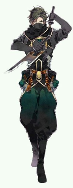 Saburo, erster Rubinritter