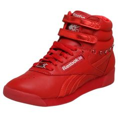 Reebok Women S Freestyle Hi Jewels Sneaker