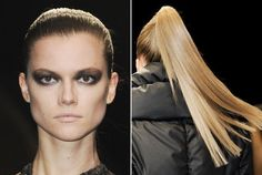 2013 Fall  -  Winter 2014 Hair Trends