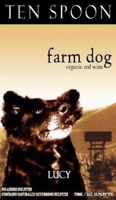 NV Ten Spoon Farm Dog Red Wine 750 Ml $25.00