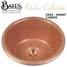Bates & Bates Kitchen Sink - Z1832P Zena Z Series - Plain (6 ...