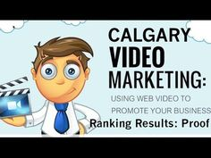 Calgary Video Production and Marketing for Online Web Business Videos