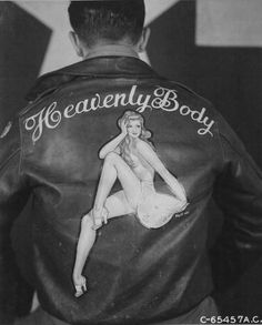 Leather Jacket - Heavenly Body