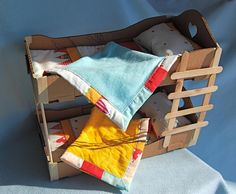 Cardboard Bunk Bed,