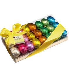 GODIVA 24-piece Chocolate Pop Easter eggs