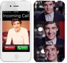 """""""Waiting for that phone call! :)"""" by stormie-liam-payne-lover ❤ liked on Polyvore"""