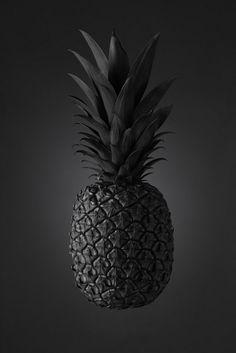 De manière très conceptuelle, l'artiste turc Anil Akkus a dressé et photographié des monochromes de natures mortes très réussis