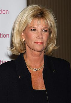 Vivaciously Divine pics of Joan Lunden