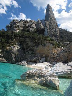 Cala Goloritzè, Dorgali, Sardinia.