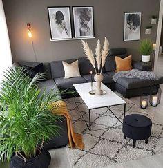 How To Use A Living Room Sofa For Maximum Space Utilization? Living Room Decor Cozy, Cozy Living, Living Room Sofa, Interior Design Living Room, Home And Living, Living Room Designs, Living Rooms, Karton Design, Living Room Inspiration