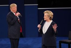Trump Clinton rage in most tweeted debate of all time     - CNET  Donald Trump and Hillary Clinton sparred Sunday night in one of the most contentious debates in modern political history.  Followers of each presidential candidate unsurprisingly took the contest online.   The 90-minute duel between the real-estate mogul and seasoned Washington veteran was the most-tweeted political debate in the 10 years of Twitter the social network said Sunday. More than 17 million debate-related Tweets…