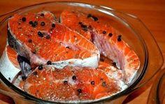 Солим рыбу вкусно! (разную рыбу)   Самые вкусные кулинарные рецепты