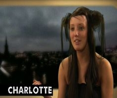 Charlotte from Geordie Shore, she's my soul sister.